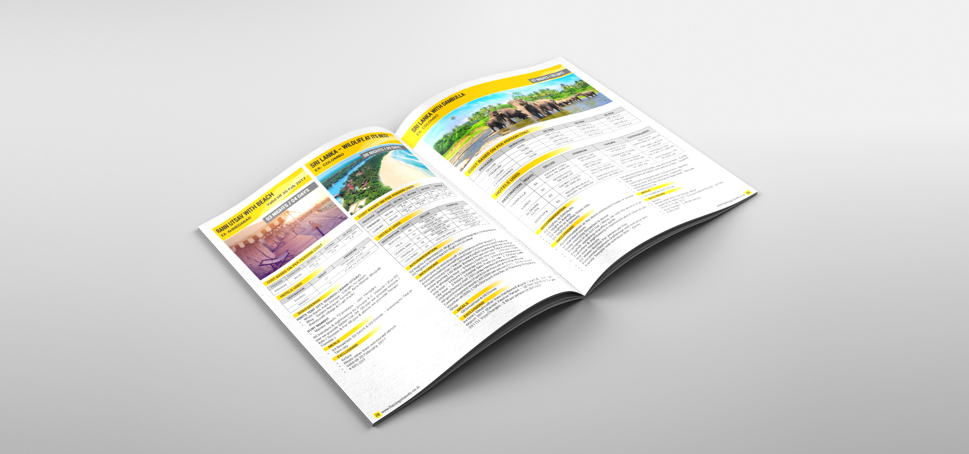 Corporate Brochure Inside Page-3