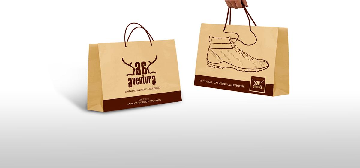 Aventura shoe bag