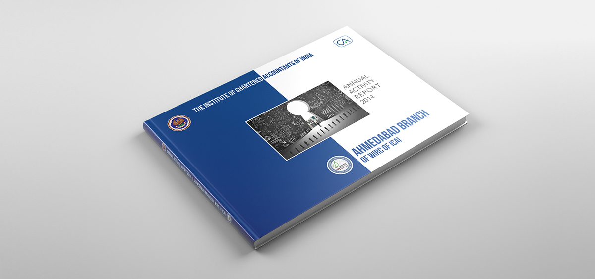 CA Annual Report Front