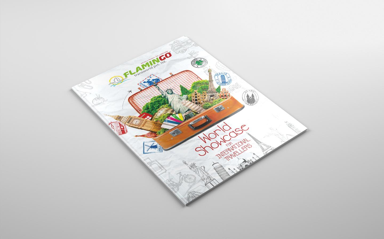 Corporate Brochure Front