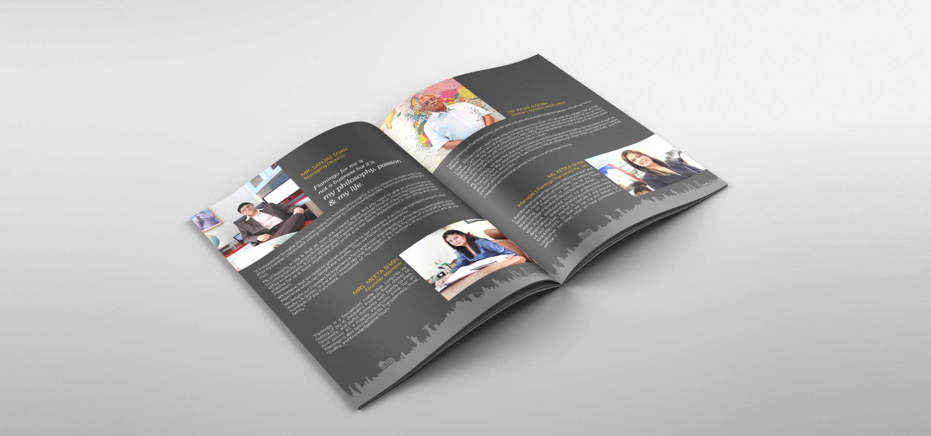 Corporate Brochure Inside Page-2